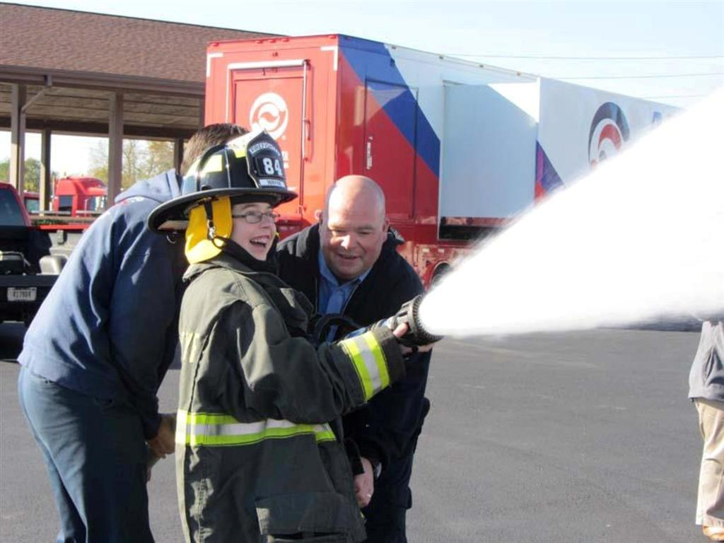 Wayne Township Fire Department reminds you to practice fire drills at least twice every year!