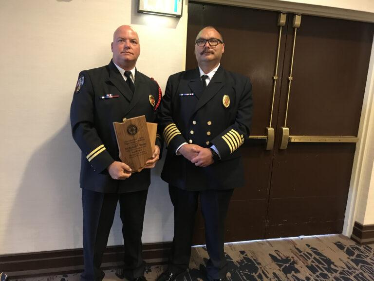 Congratulations Chief Duncan